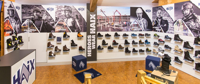 Haix Schuhe Kaufen BH Oberland Lenggries